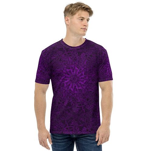 20Q21 OddSpectrum Violet Men's T-shirt