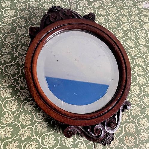 Tiny Bevelled Mirror