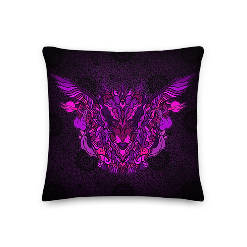 Halloween Spirit 4 Premium Pillow