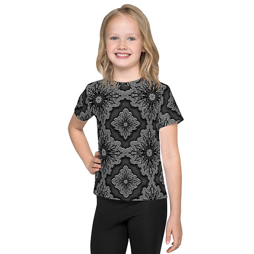70 Oddflower Tile 2021 Kids T-Shirt