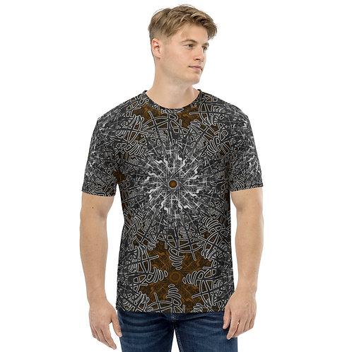 20J21 Oddflower Sunflower Men's T-shirt