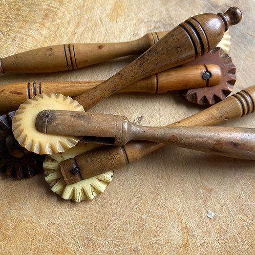 Wooden Pastry Jiggers