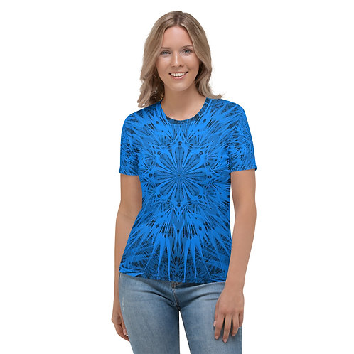 24E21 Spectrum Aquamarine Women's T-shirt
