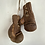 Thumbnail: Pair of Vintage Leather Boxing Gloves