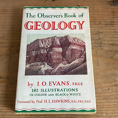 The Observer's Book of Geology
