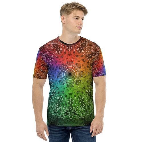 4A21 Spectrum Black Men's T-shirt