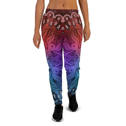 10R21 OddSpectrum Colorwild Women's Joggers