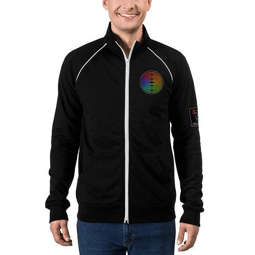 6A21SB Portal Piped Fleece Jacket