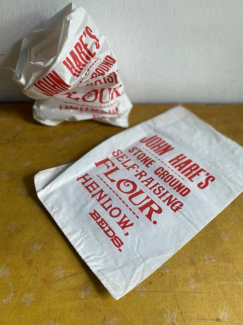Cotton Advertising Flour Bags