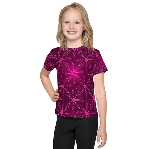 74V. Seaweed Hawaiian Akala V Kids T-Shirt
