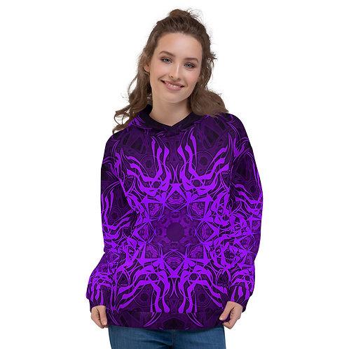 7Z21 Spectrum Violet Unisex Hoodie