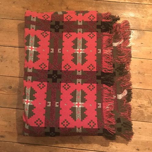 Antique Welsh Blanket