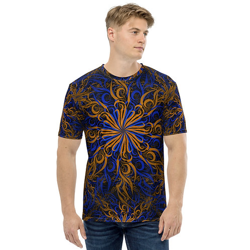 17CH21 Spectrum Golden Men's T-shirt