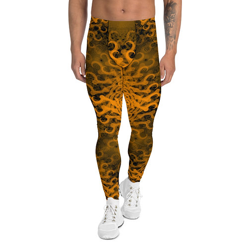11CH21 Spectrum Gold Men's Leggings