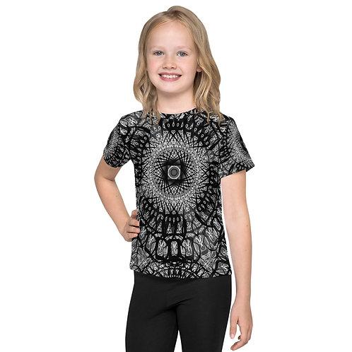 210 Oddflower Tile 2021 Kids T-Shirt