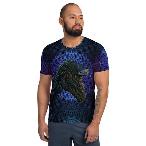 69T 2020 V3 ILeoC5 All-Over Print Men's Athletic T-shirt
