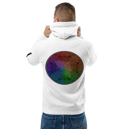 The Dove Spectrum Portal V2 Unisex pullover hoodie