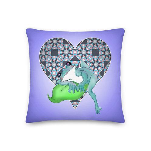 Taylor [Purple] Premium Pillow