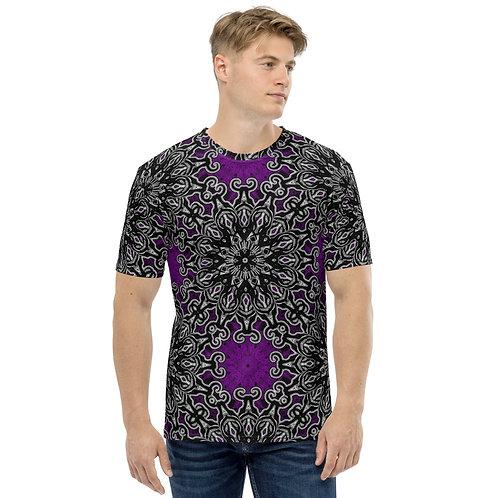 10LL21 Oddflower Cantuta Men's T-shirt