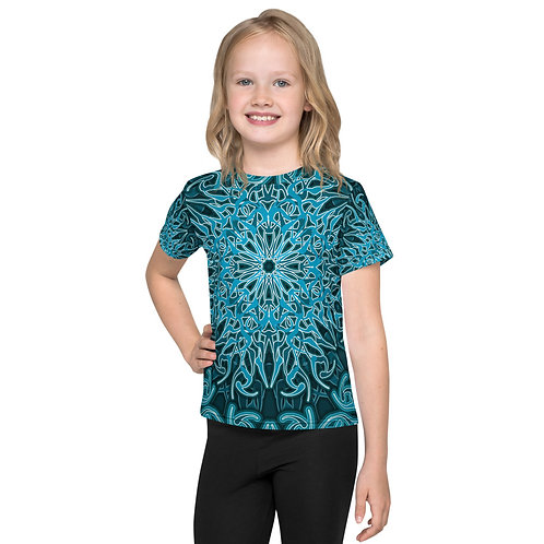 9Y21 Spectrum Blue Kids T-Shirt