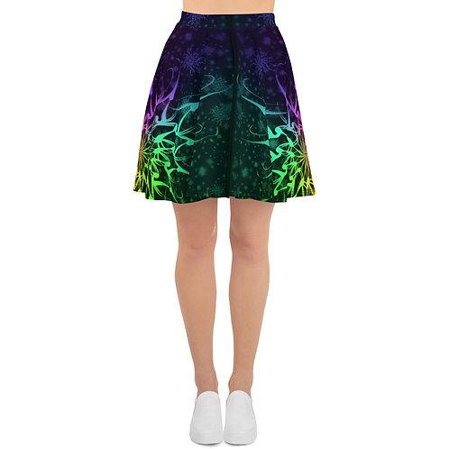 114 Flurry Colorwild I V3 Skater Skirt