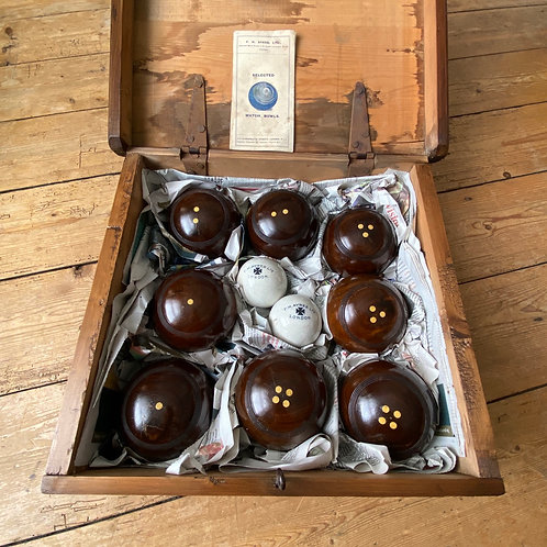 Boxed Set of Country House Bowls