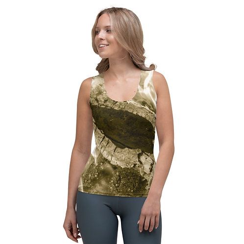 11 Inca Gold Sublimation Cut & Sew Tank Top