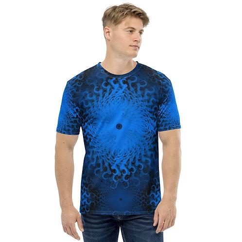 11E21 Spectrum Aquamarine Men's T-shirt