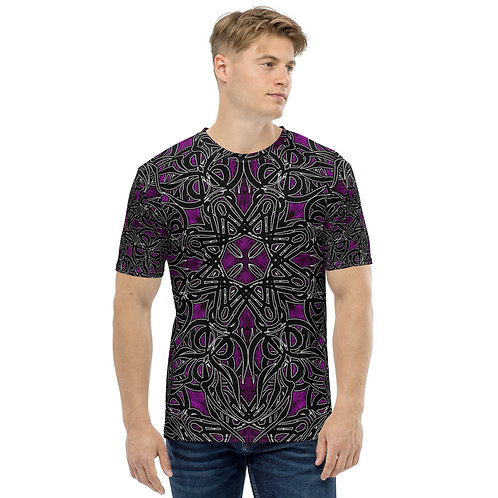 19LL21 Oddflower Cantuta Men's T-shirt