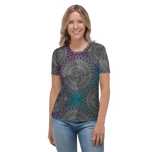 14Ω21 Oddflower Ocean Women's T-shirt