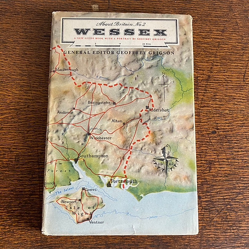 Guide Book to Wessex 1951