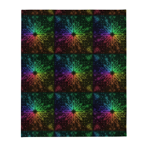 138EBSCI Throw Blanket