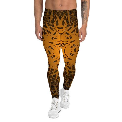 1W21 Spectrum Gold Men's Leggings