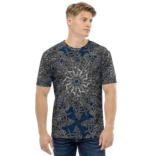 20L21 Oddflower Hydrangea Men's T-shirt