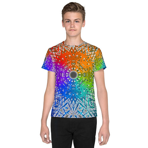 1G21 Spectrum Gray wowg Youth T-Shirt