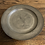 Thumbnail: Antique Pewter Charger