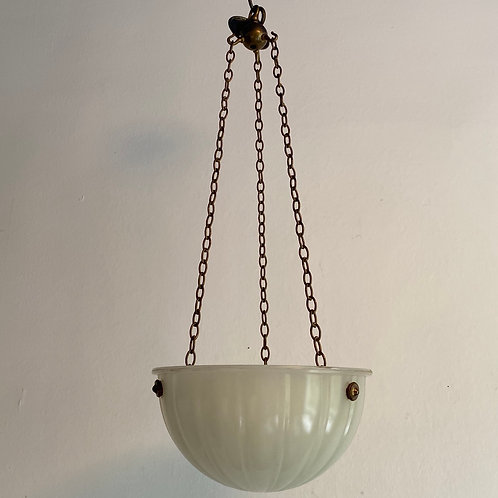 Small Moonstone Ceiling Bowl