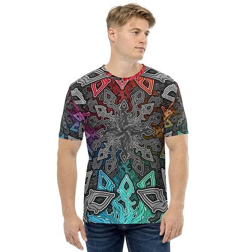 13M21 Oddflower Paradise  Men's T-shirt
