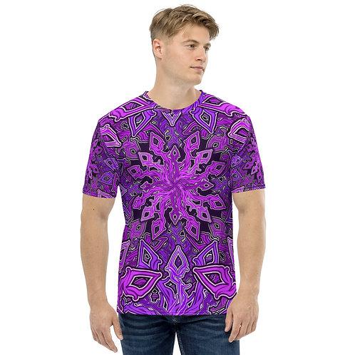 13E21 OddSpectrum Violet Men's T-shirt