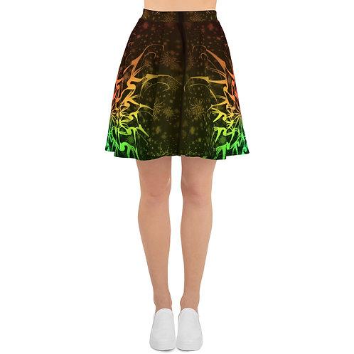 114 Flurry Colorwild I V2 Skater Skirt