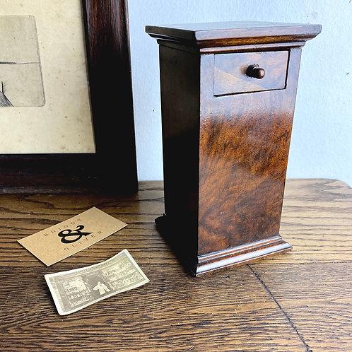 Treen Magic Money Box