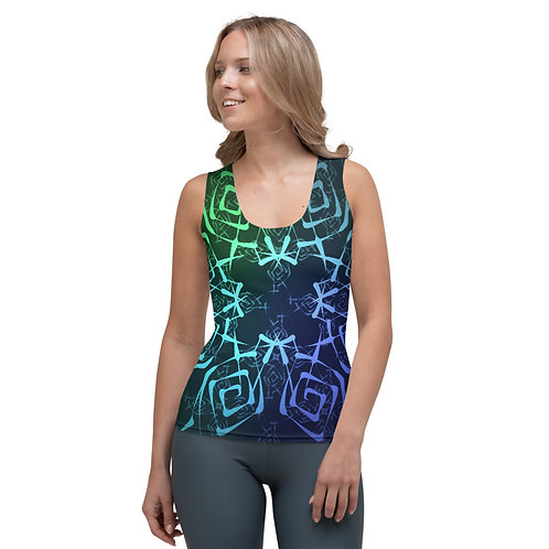 117 Hypnosis Colorwild II Sublimation Cut & Sew Tank Top