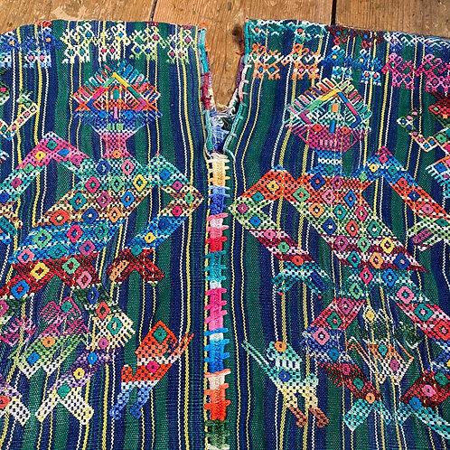 Vintage Handmade Guatemalan Huipil