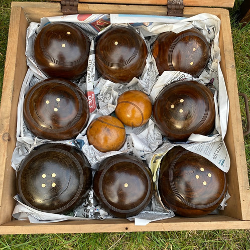 Country House Bowling Set