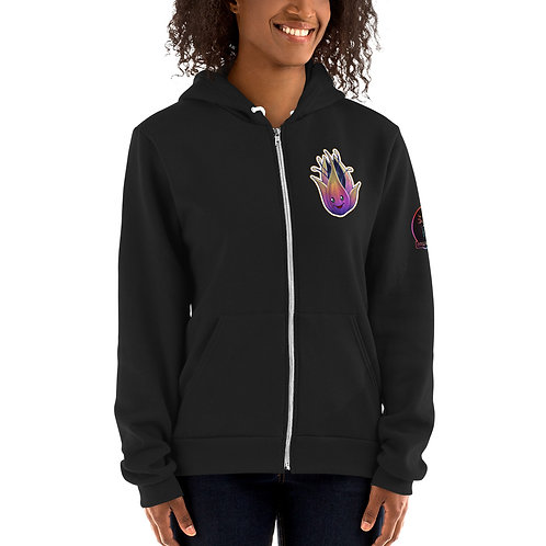 The Phoenix Flower cute Hoodie sweater