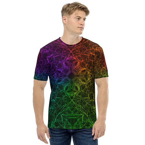 62. Bouquet Spectrum Reprise Men's T-shirt