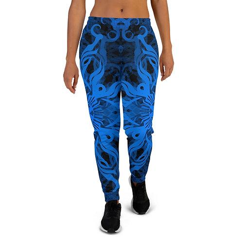 10E21 Spectrum Aquamarine Women's Joggers