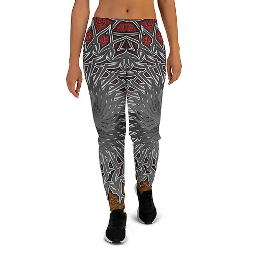 143221 Oddflower Sunset Women's Joggers