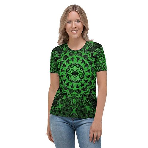23D21 Spectrum Emerald Women's T-shirt