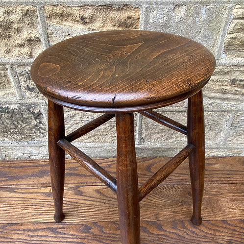 Antique Kitchen Stool